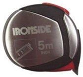 Ironside RVS inox rolmaat 3m
