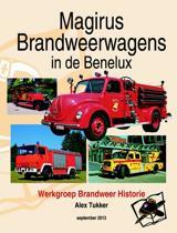 Magirus Brandweerwagens in de Benelux