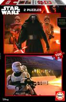 Educa Star Wars - The Force Awakens - 2 x 100 stukjes