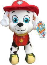 Pop pluche Paw Patrol Jungle Marshall 27 cm