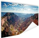 Grand Canyon Cape Royal  Poster 90x60 cm - Foto print op Poster (wanddecoratie)