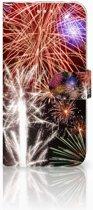 Huawei P20 Pro Boekhoesje Design Vuurwerk