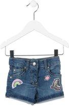 LOSAN Kids jeans-short kleur: denim maat: 92 cm (2 y)