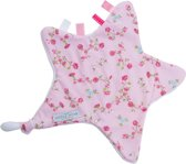 Little Dutch - Knuffeldoek ster - pink blossom