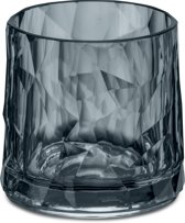 Koziol CLUB NO. 2 Superglas 250ml transparent grey