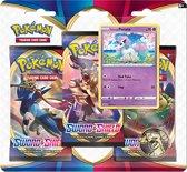 Afbeelding van Pokémon Sword & Shield 3BoosterBlister Ponyta - Pokémon kaarten