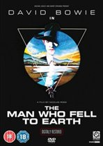 Man Who Fell To Earth (dvd)