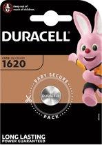 Duracell DL1620 / CR1620 lithium batterij 3V 78mAh