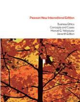 Business Ethics: Pearson International Edition