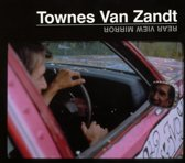 CD cover van Rear View Mirror van Townes Van Zandt