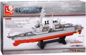 Battlegroup Sluban torpedobootjager M38-B0390