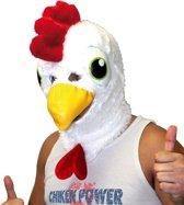 """""""Kippen masker voor volwassen - Verkleedmasker - One size"""""""