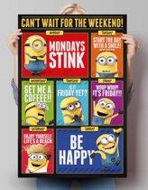 Verschrikkelijke ikke 3 weekend - Poster 61 x 91.5 cm