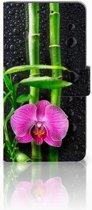Huawei G8 Boekhoesje Design Orchidee
