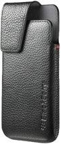 BlackBerry Leather Swivel Holster voor BlackBerry Z10 - Zwart
