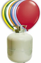 Helium Tank 50 (inclusief ballonnen en lint)