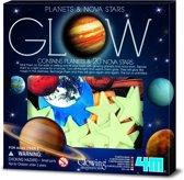Glow In The Dark PLANETEN & SUPERNOVA