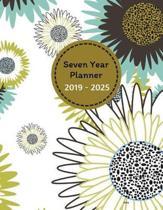 Seven Year Planner 2019 - 2025
