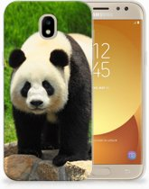 Samsung Galaxy J5 2017 TPU Hoesje Design Panda