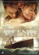 DVD cover van Titanic