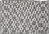 Sealskin Trellis - Badmat - 60x90 cm - Grijs