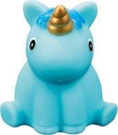 Moses Waterspuitende Eenhoorn 5,7 Cm Blauw
