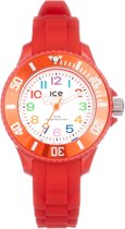 Ice-Watch Mini Horloge - Rubber - 30 mm - Rood
