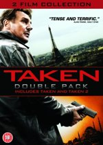 Taken / Taken 2 Double Pack (Import)[DVD]