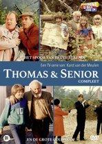 DVD cover van Thomas & Senior Compleet