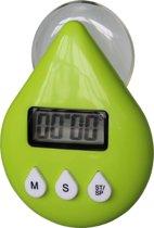 EcoSavers ShowerTimer Eco Douchetimer - Reduceert douchetijd - douche timer helpt energie en water te besparen