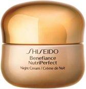 MULTI BUNDEL 2 stuks Shiseido Benefiance Nutriperfect Night Cream 50ml