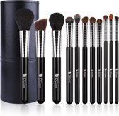 Dermarolling 11-Delige Make Up Kwasten Set A1103