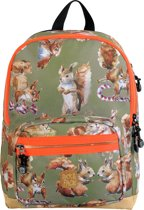 Pick & Pack Squirell - Rugzak - Dusty Green