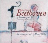 Sonates Piano Op12/1-3