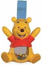 TOMY Winnie de Poeh Speelgoed Rammelaar - Winnie de Poeh