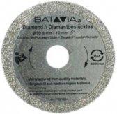 Racer Diamant zaagblad ∅50mm - 2 stuks 7061500 Batavia