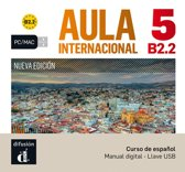 Aula Internacional 5 Nueva edicion - B2.2 - Llave USB con libro digital