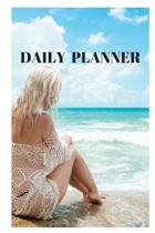 Daily Planner: Daily journal for daily planning.