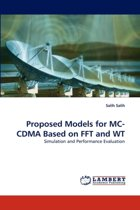 Proposed Models for MC-Cdma Based on FFT and WT