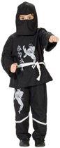 Kinderkostuum Ninja maat 104