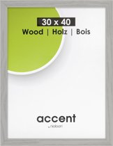 Nielsen Accent Magic 30x40 hout grijs 9730001