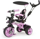 Injusa Trike City Roze