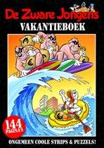 Boek cover Zware Jongens Vakantieboek 2019 van Sanoma Media Jeugd (retail)
