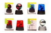 Assortiment Disco Lampen - set van 4