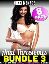 Anal Threesome Bundle 8-pack : Books 17 to 24
