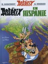 Boek cover Astérix en Hispanie van Rene Goscinny