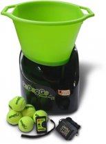 GoDogGo automatische tennisbalmachine model G4 - met afstandsbediening
