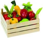 Goki Kistje Met Fruit En Groenten 10-delig
