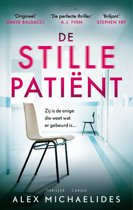 De stille patiënt - Alex Michaelides