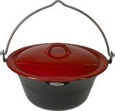 Bon Fire Kookpan - Incl. Deksel -15 l